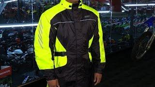 Olympia Moto Sports Horizon Motorcycle Rain Jacket, Pants Review - ChapMoto.com