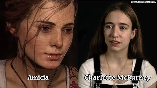 A Plague Tale: Innocence - Characters Voice Actors