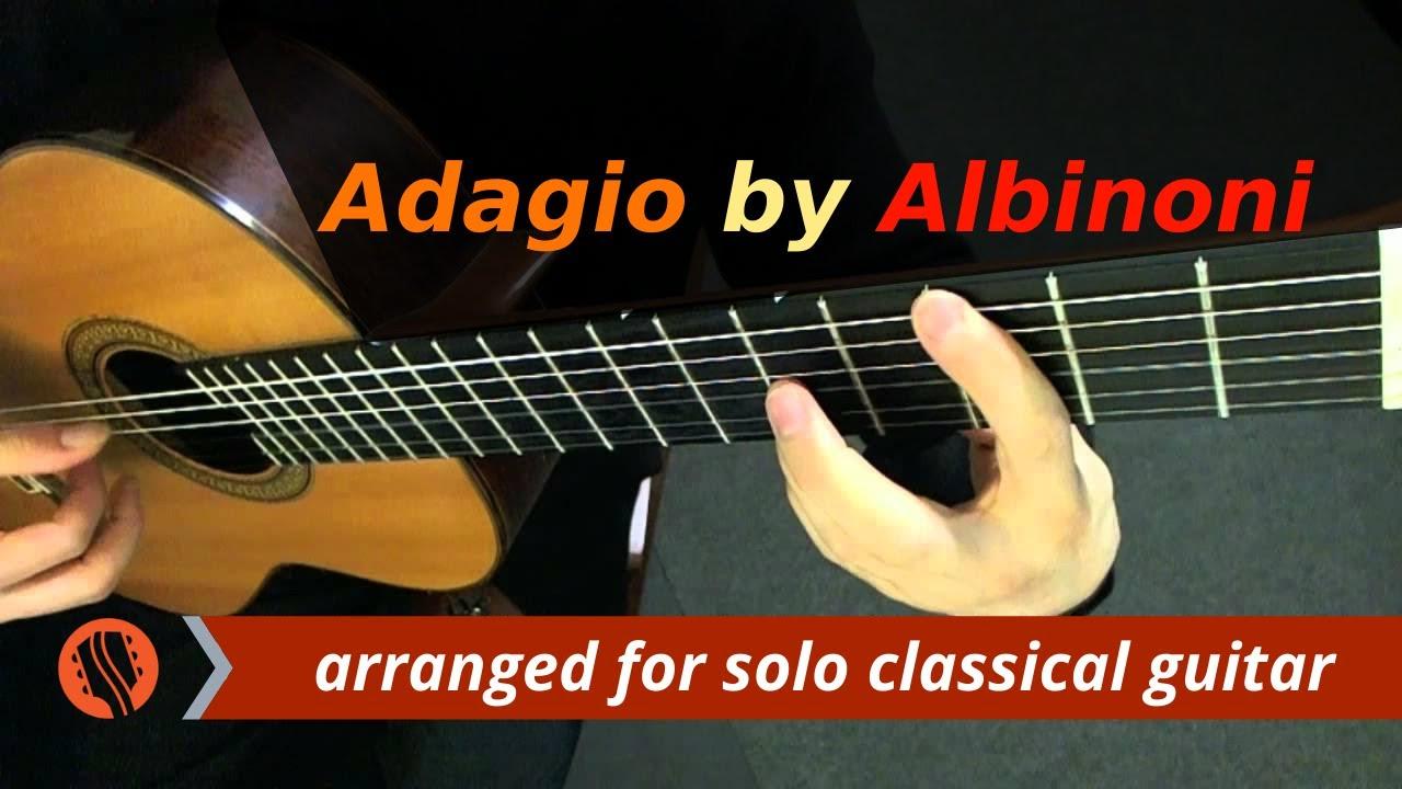 Who wrote the adagio Albinoni