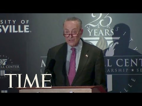 Chuck Schumer And Mitch McConnell Predict A Tough Road Ahead For An Immigration Deal   TIME