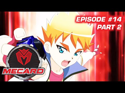 King of Beasts: Part 2   Mecard   Episode 28