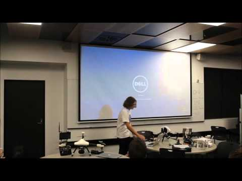 Michael McClenaghan - Drones Tech - Hosted by UQ Robotics club