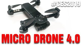 Micro Drone 4.0 from Extreme Fliers at CES 2019