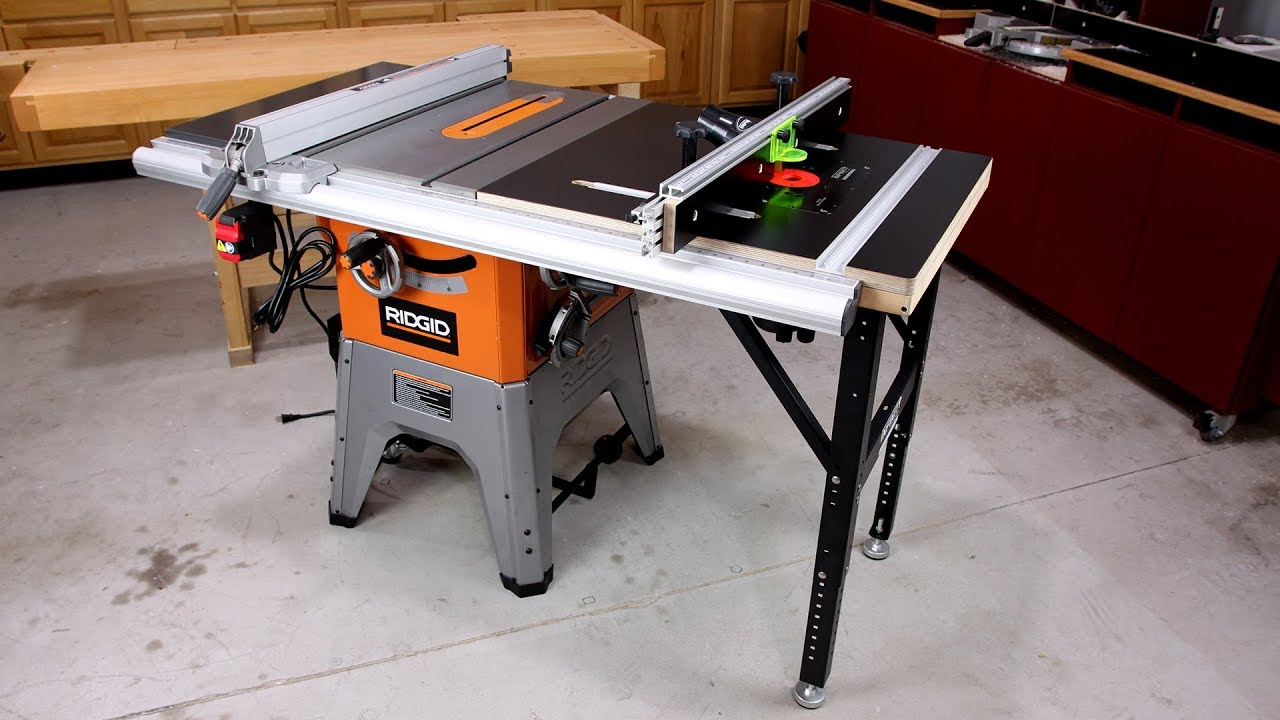 Table Saw Router Table Packages