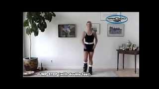 Kangoo Jumps Basic Steps -  Full Version