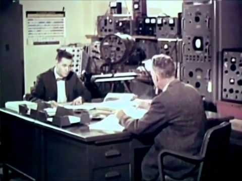 Electronic Computers And Applied Mathematics - 1961 Educational Documentary - WDTVLIVE42