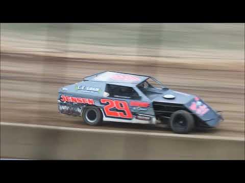 7 14 18 Lake Ozark Speedway Jace Gay Heat Race