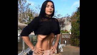 Alla Kushnir - Belly Rolling for Belly Dance