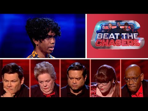 Beat The Chasers | Masters Student Rahim Takes On Five Chasers For £100,000