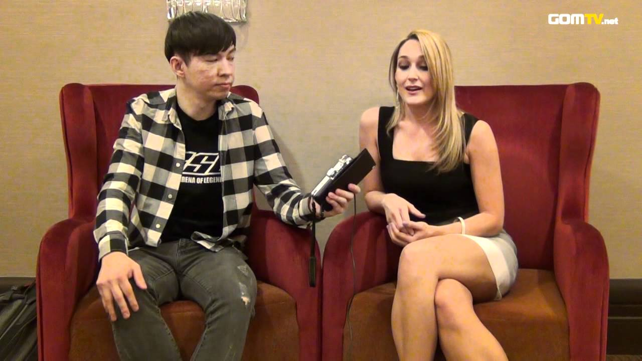 Rachel Quirico Interview - IPL4 / GSTL Las Vegas - YouTube