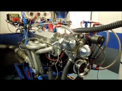 12:1 Hydraulic Roller 434 SBC On Pump Gas 749HP