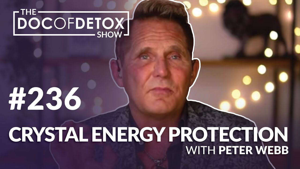 5G & Crystal Energy Healing With Peter Webb