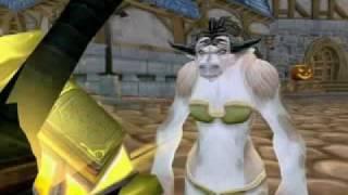 Election Duel! Obama V. McCain - Who Get's sex Pwned? sex (World of Warcraft Machinima)