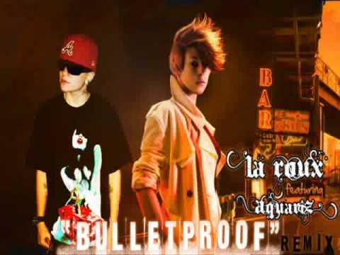 La Roux ft. AquariZ - Bulletproof REMIX 5.9.2010 free download