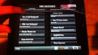 Repeat youtube video How To Unlock Injustice Character Skins and More!