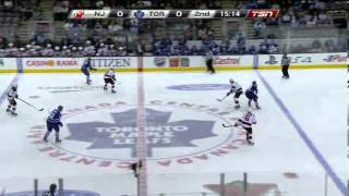 Devils vs Maple Leafs - Recap (Nov 8, 2013)