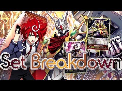 Cardfight!! Vanguard: Divine Dragon Apocrypha Set Breakdown (G-BT14)
