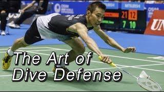 The Art of Dive Defense
