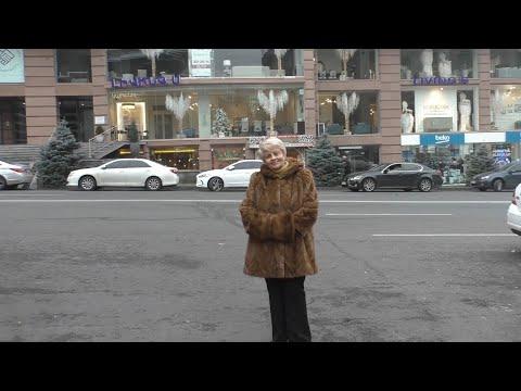 Yerevan, 15.12.19, Su, Проспект Саят Нова, Video-1.