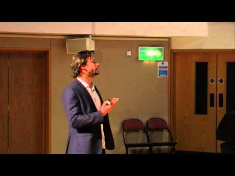 Scarcity and Innovation, Friends or Foes?: Simon Schillebeeckx at TEDxBedfordSchool