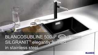 BLANCO SUBLINE 500 IF SteelFrame(, 2014-03-06T15:41:02.000Z)