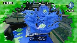 【Splatoon】ヤグラ上のわちゃわちゃ ショート動画 Part.1【S+99】