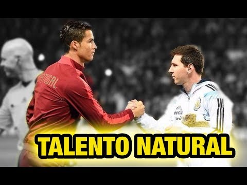 Cristiano Ronaldo vs Messi el Mito del Talento Natural - Manipulación contra CR7 thumbnail