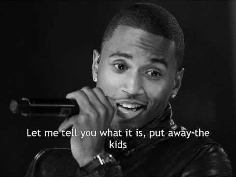 Trey Songz - Panty Dropper Lyrics