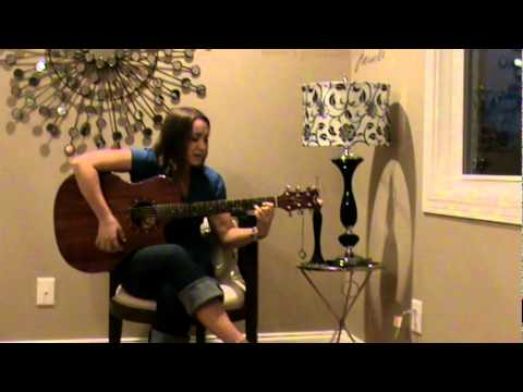 Krystal Steel singing More Than Words (cover)