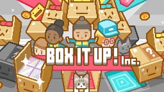 Box It Up! Inc. by team TAPE