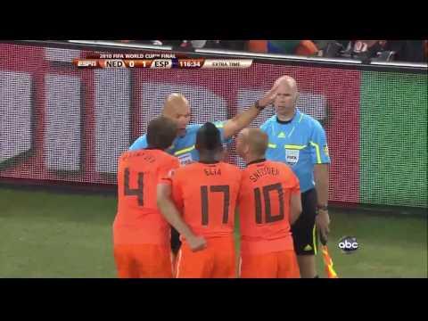 2010 FIFA World Cup Final Spain's Winning Goal HD