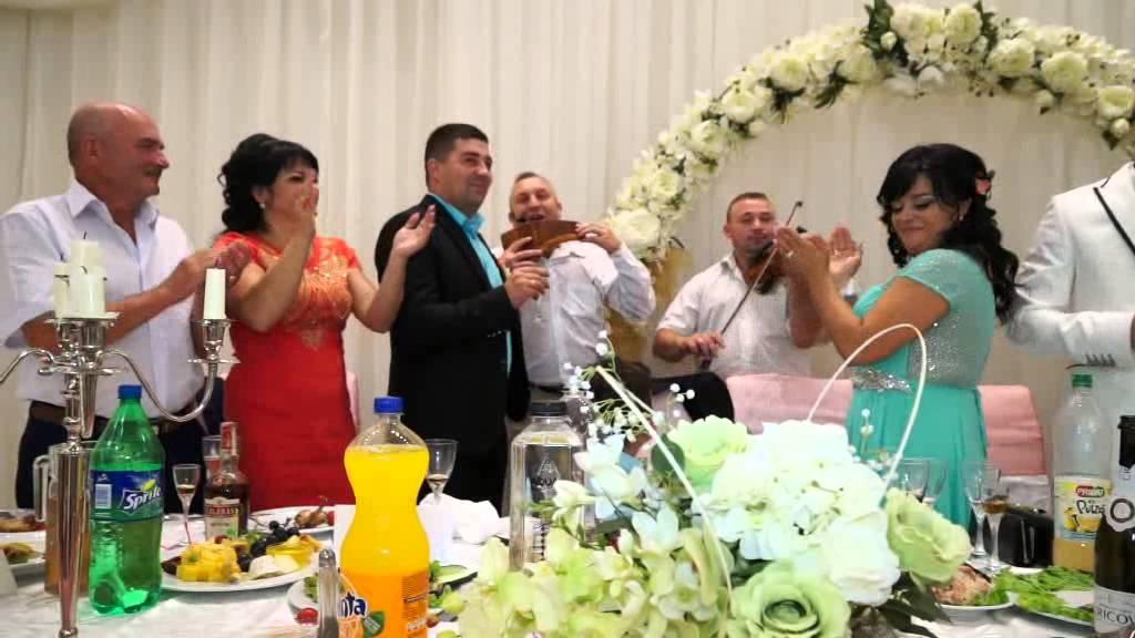 Nunta La Casa Sarbatorii Ungheni Organizata De Tatiana Berbecaru