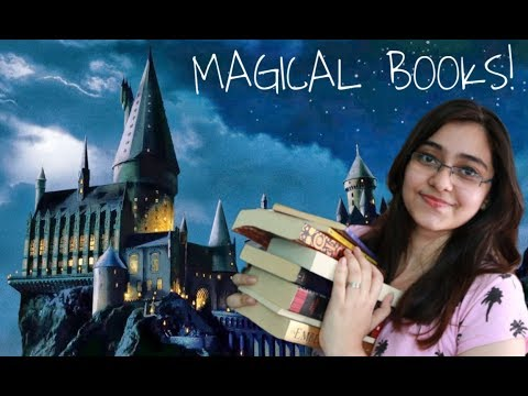 10 Magical Book Recommendations | Books For People Who Love Magic