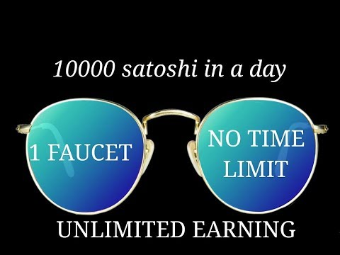 TFB - 10000 satoshi in just 10 minutes   Free Working Trick   Live  withdrawal   Faucethub io