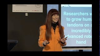 Futurist Shara Evans | The Future of Travel