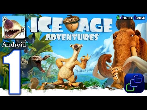 ICE AGE Adventures Android Walkthrough - Gameplay Part 1 - The Freezing Lands Mp3