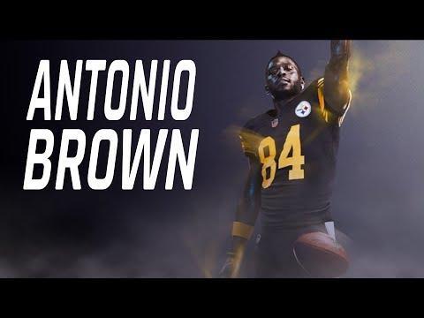 "Antonio Brown Ft. Travis Scott - ""SICKO MODE"" ᴴᴰ"