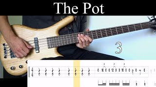 The Pot (Tool) - Bass Cover (With Tabs) by Leo Düzey