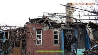 Обстрел Макеевки. 24.03.2016 / The shelling of Makeyevka. 03/24/2016