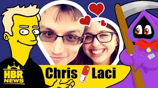 """Laci Green Sleeps With """"the Enemy"""" 