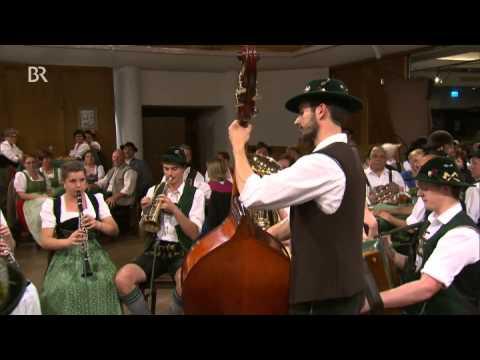 Hochzeitswalzer von Junge Steddar Tanzlmusik - Musikantentreffen in Schwangau