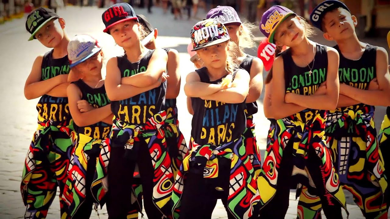 ADEPT DANCE SCHOOL - HIP-HOP KIDS - YouTube