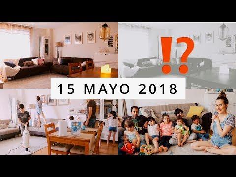 Vendemos nuestra casa actual 🏠 Reforma del SALÓN: El ANTES y el DESPUÉS #Verdeliss