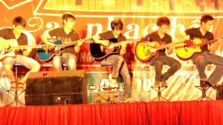 Canon Guitar (Đại nhạc Hội 10 trường Đại học Hà Nội)