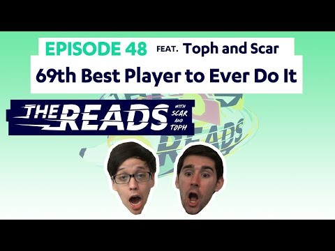 DONT STOP BELIEVING IN US || The Reads Episode 48 ft. Scar and Toph