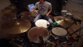 【BON JOVI】Homebound Train【Drum cover】