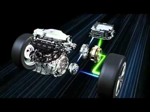 Lexus Ct 200h Ed By Hybrid Drive מנועי הייבריד לקסוס