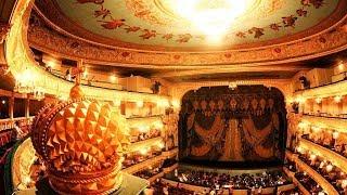Санкт-Петербург Мариинский театр Он-лайн трансляция лучших спектаклей.