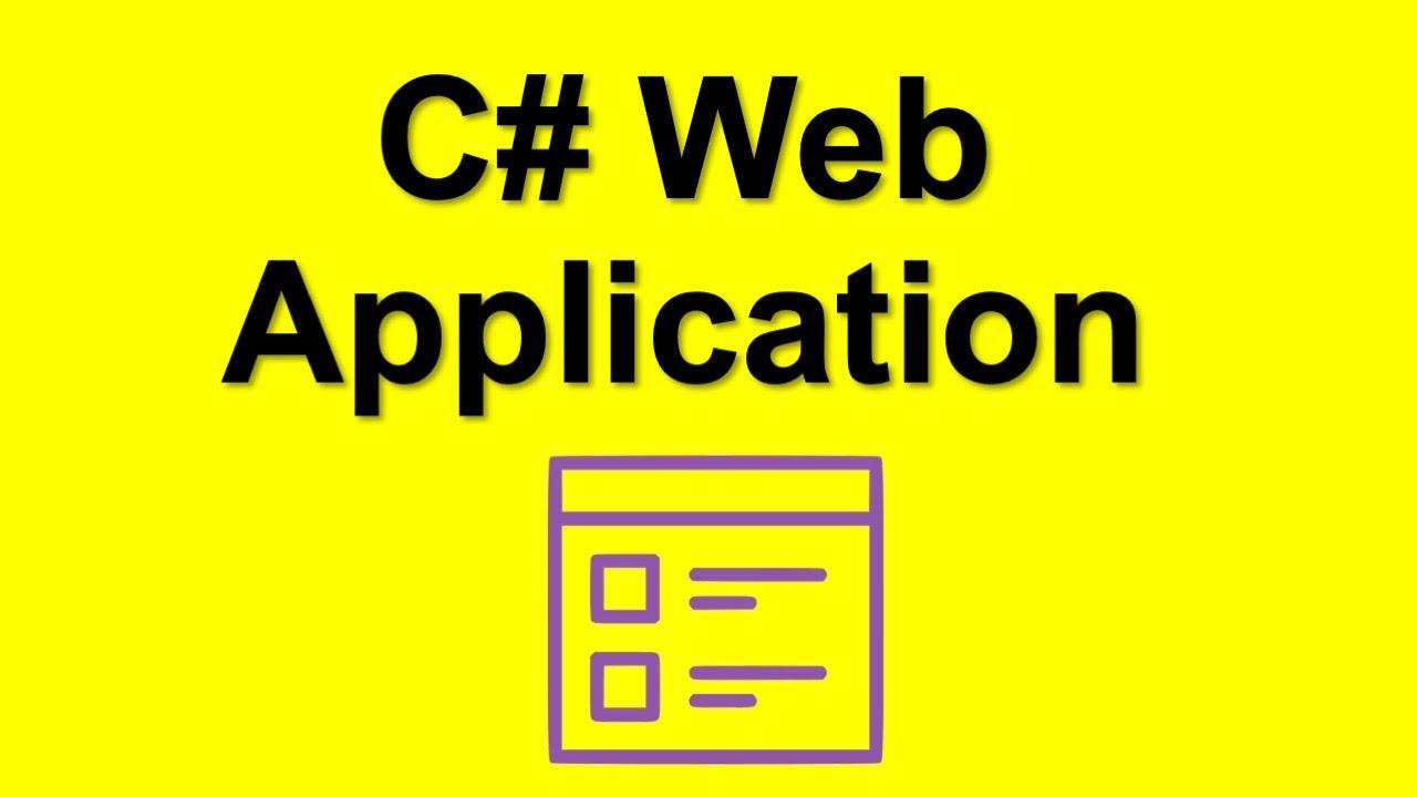 C# Core Web Application Activity 5a REST Api
