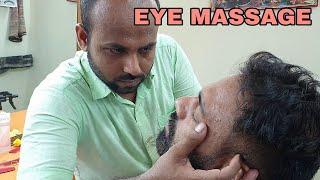 Deep sleep head massage | Eye | comb scalp massage by Reiki master | ASMR | Why did I slept .